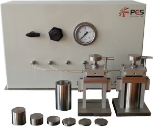 S-Poro 200 Matrix Permeameter and Porosimeter