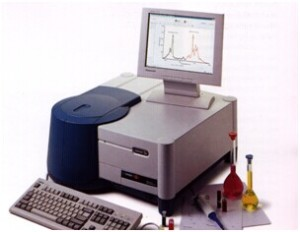 Cary-Eclipse spectrophotometer